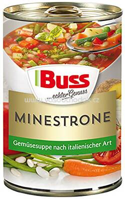 Buss Minestrone 400 ml