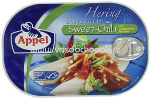 Appel Heringfilets Sweet-Chili, 200g