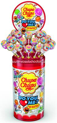 Chupa Chups Do You Love Me 100 St Dose, 1200g
