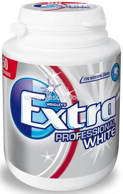 Extra Professional White Dragees Dose 50 Stück