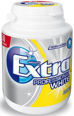 Extra Professional White Citrus Dragees Dose 50 Stück
