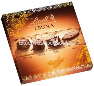 Lindt Creola 165g