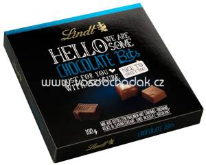 Lindt Hello Chocolate Bits 100g