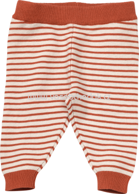 ALANA Baby Hose in Bio-Baumwolle und Wolle, orange, 1 St
