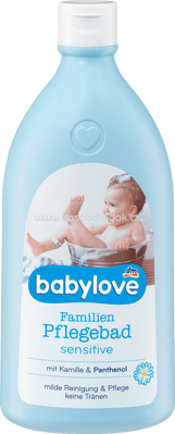 Babylove Familien Pflegebad sensitive, 1 l