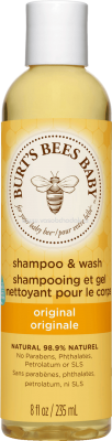 Burt's Bees Baby Shampoo & Body Wash, 235 ml - ONL