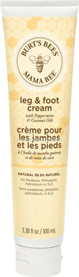 Burt's Bees Fußcreme Mama Leg & Foot Cream, 100 ml - ONL