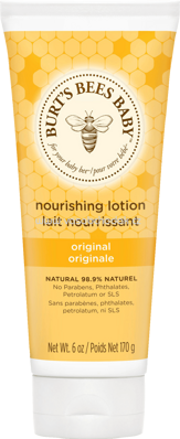 Burt's Bees Pflegelotion Baby Original Lotion, 170 g - ONL