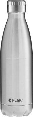 FLSK Isolierflasche 500ml, stainless, 1 St - ONL