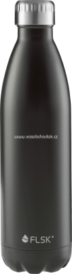 FLSK Isolierflasche 750ml, black, 1 St - ONL