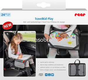 Reer Autositzauflage Travel Kid Play, 1 St