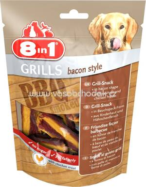 8in1 Grills Bacon Style, 80g