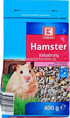 K-Classic Hamster Vollnahrung 400g